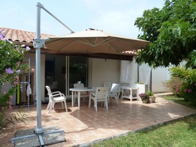 Terrasse Location Maison 91338 Dolus d'Ol�ron