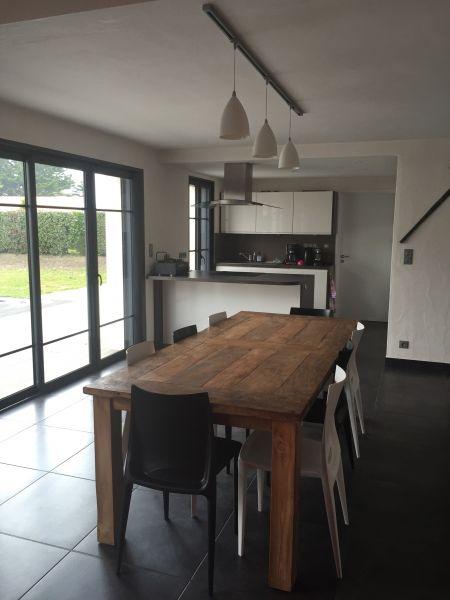 Salle à manger Location Villa 93515 Noirmoutier en l'Île