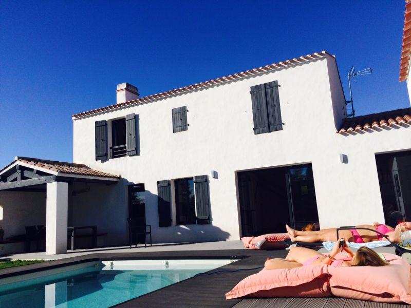 Piscine Location Villa 93515 Noirmoutier en l'Île