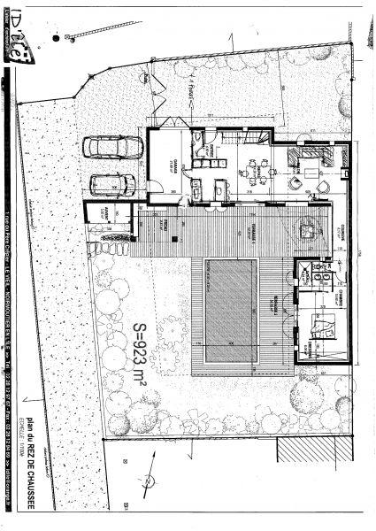 Plan de la location Location Villa 93515 Noirmoutier en l'Île