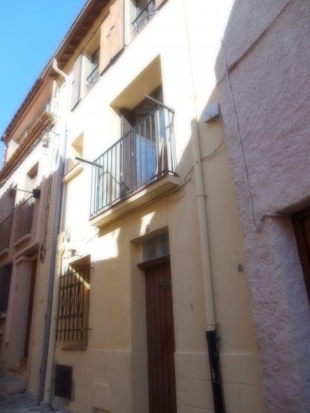 Vue extérieure de la location Location Appartement 94928 Collioure