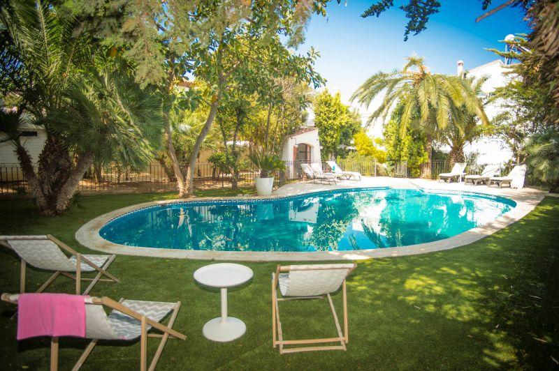 Piscine Location Villa 95047 Barcelone