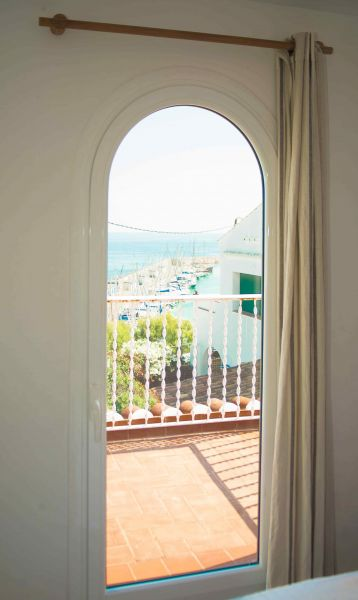 Vue du balcon Location Villa 95047 Barcelone