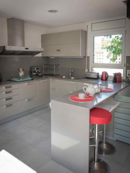 Cuisine indépendante Location Villa 95047 Barcelone