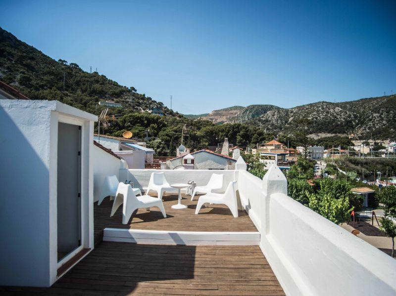 Terrasse 2 Location Villa 95047 Barcelone