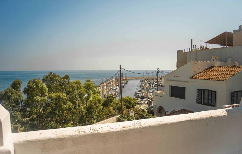 Vue de la terrasse Location Villa 95047 Barcelone