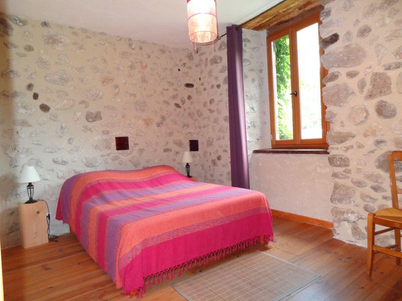 chambre 1 Location Gite 95886 Ussat les Bains