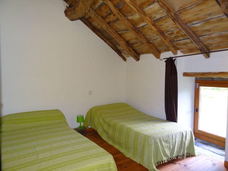 chambre 3 Location Gite 95886 Ussat les Bains