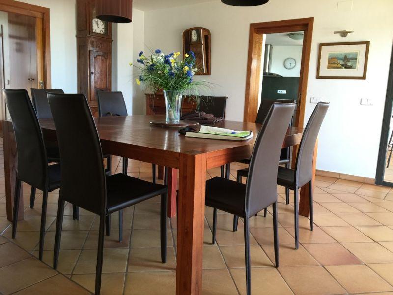 Salle à manger Location Villa 96439 Rosas