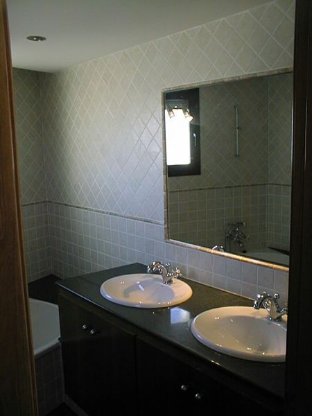 salle de bain Location Villa 96439 Rosas