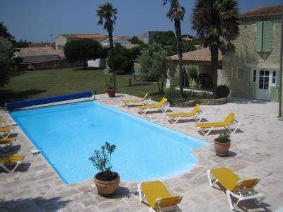location villa 6899 saint georges dolron - Location Ile D Oleron Avec Piscine