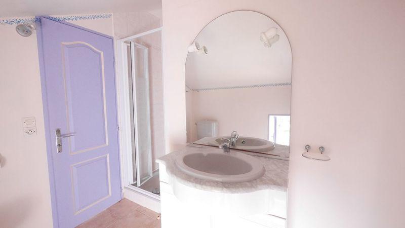 Salle d'eau Location Studio 7879 Porto Pollo