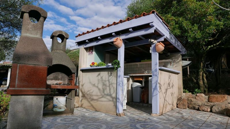 Cuisine d'été Location Studio 7879 Porto Pollo