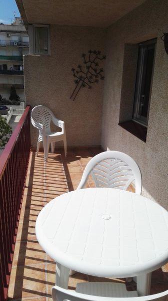 Vue du balcon Location Appartement 8303 Rosas
