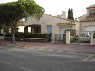 Entrée Location Villa 8671 Canet