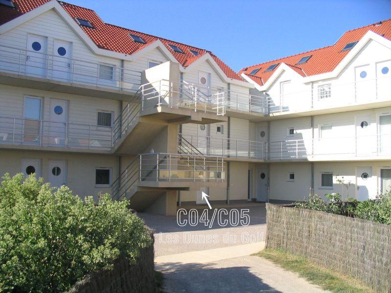 Entrée Location Appartement 8917 Wimereux