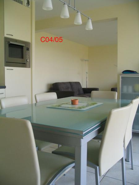Cuisine d'été Location Appartement 8917 Wimereux