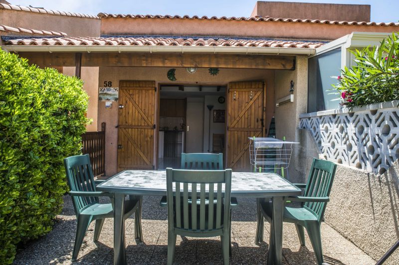 Entrée Location Villa 9173 Narbonne plage