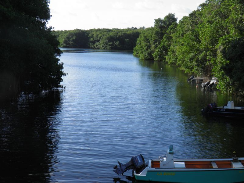 Vue à proximité Location Villa 100796 Le Moule
