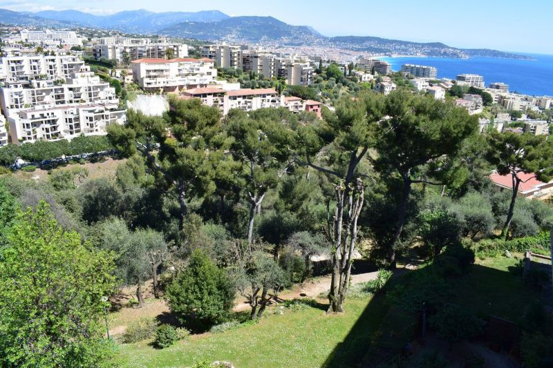 Vue du balcon Location Appartement 105916 Nice
