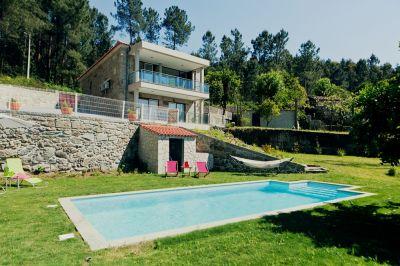 Vue extérieure de la location Location Gite 105979 Braga