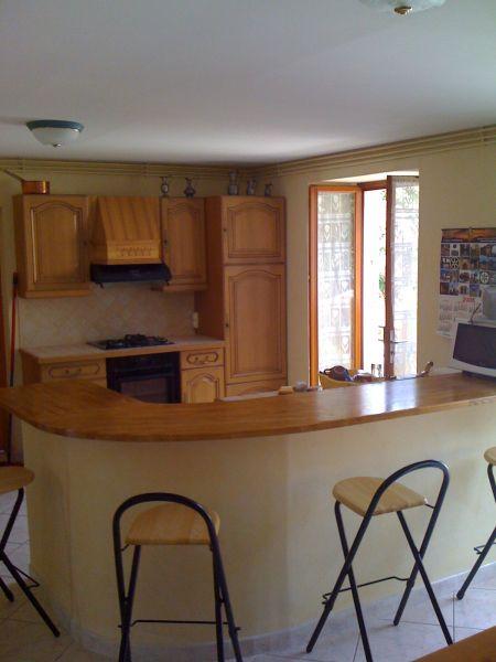 Cuisine américaine Location Appartement 106600 Thollon Les Mémises