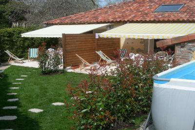 Jardin Location Maison 107458 Hossegor