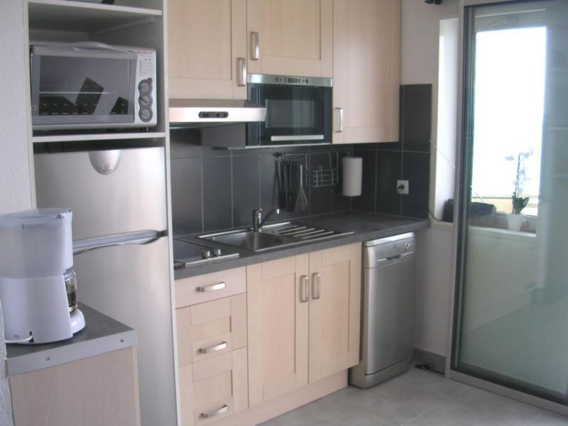 Coin cuisine Location Appartement 107887 Canet