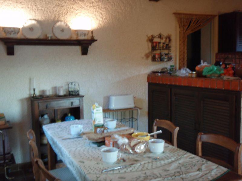 Salle à manger Location Villa 108016 Esparron-de-Verdon