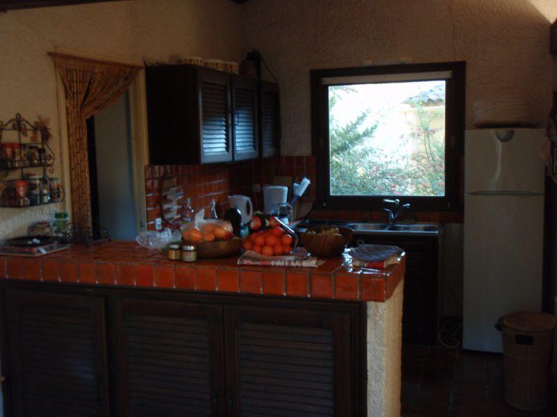 Cuisine indépendante Location Villa 108016 Esparron-de-Verdon