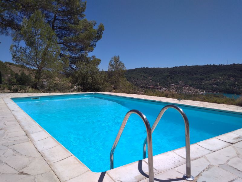 Piscine Location Villa 108016 Esparron-de-Verdon