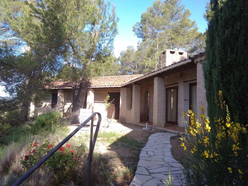 Terrasse 1 Location Villa 108016 Esparron-de-Verdon