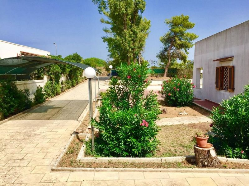 Jardin Location Villa 108234 Torre dell'Orso