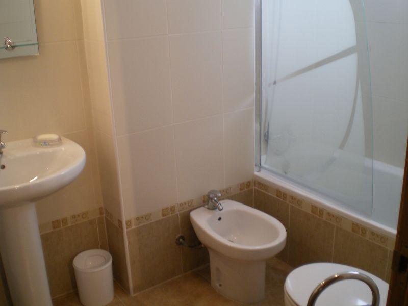 salle de bain Location Appartement 108388 Águilas