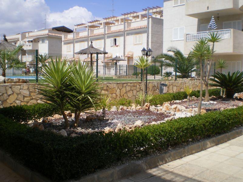 Vue extérieure de la location Location Appartement 108388 Águilas