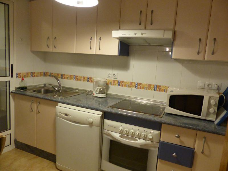 Cuisine indépendante Location Appartement 108388 Águilas