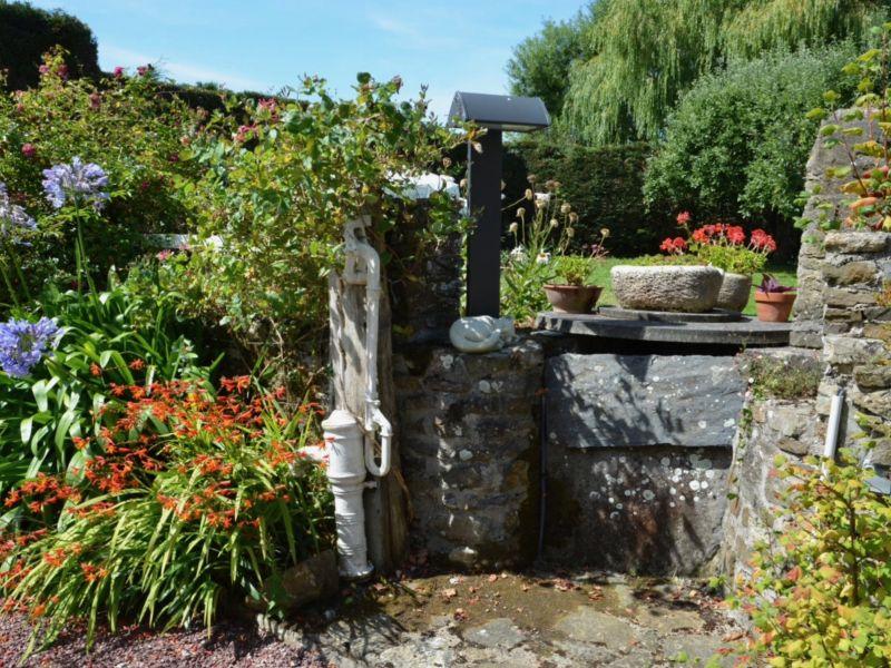 Jardin Location Maison 109273 Portbail