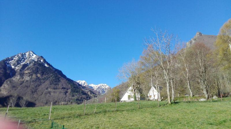 Vue à proximité Location Chalet 109663 Cauterets