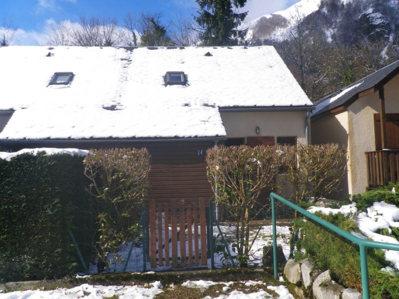 Jardin Location Chalet 109663 Cauterets