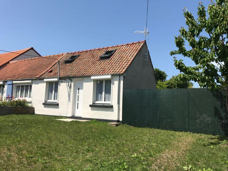 Vue extérieure de la location Location Gite 109892 Wimereux