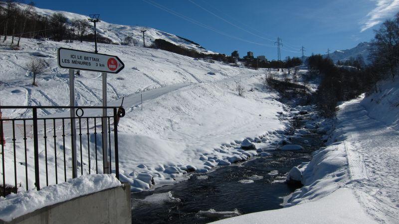 Vue à proximité Location Chalet 111406 Les Menuires