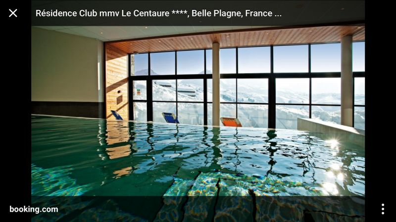 Piscine Location Appartement 111465 La Plagne