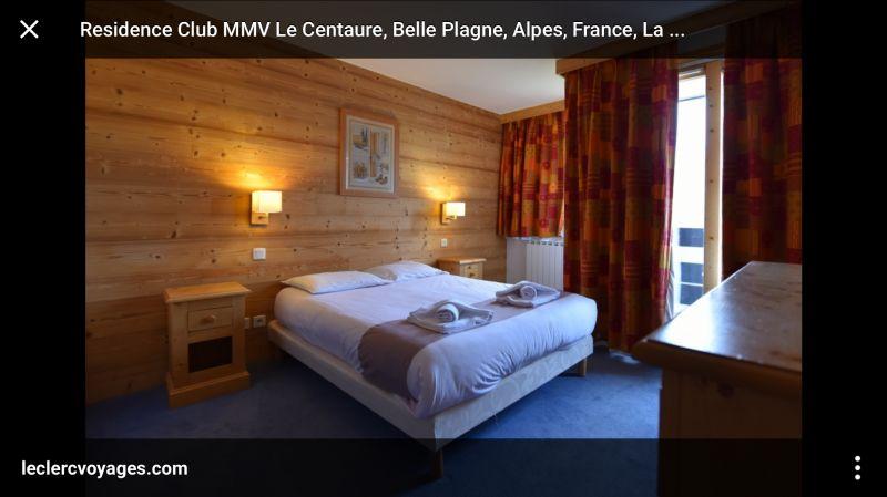 chambre 1 Location Appartement 111465 La Plagne