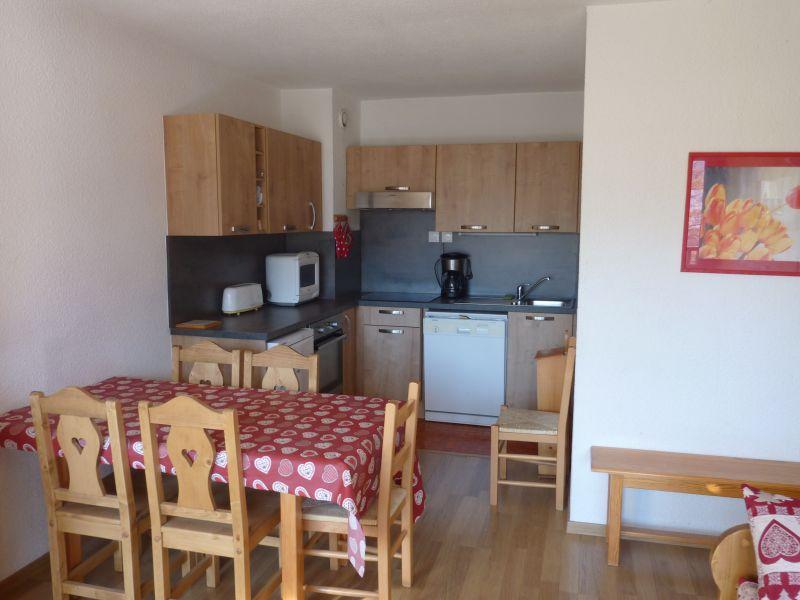 Coin cuisine Location Appartement 111830 Les 2 Alpes