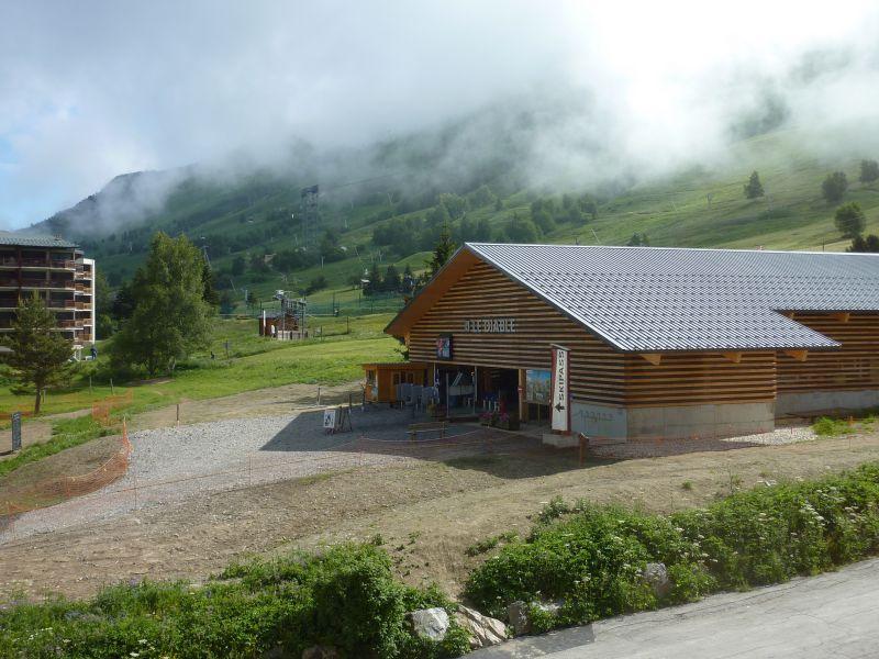 Vue autre Location Appartement 111830 Les 2 Alpes