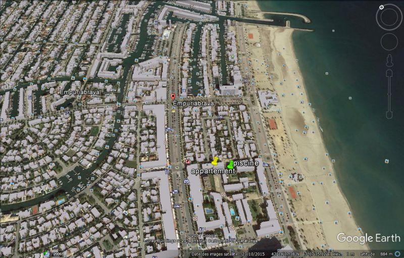 Vue autre Location Appartement 112044 Empuriabrava