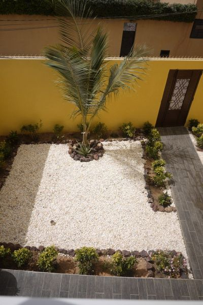 Vue du balcon Location Appartement 112144 Saly