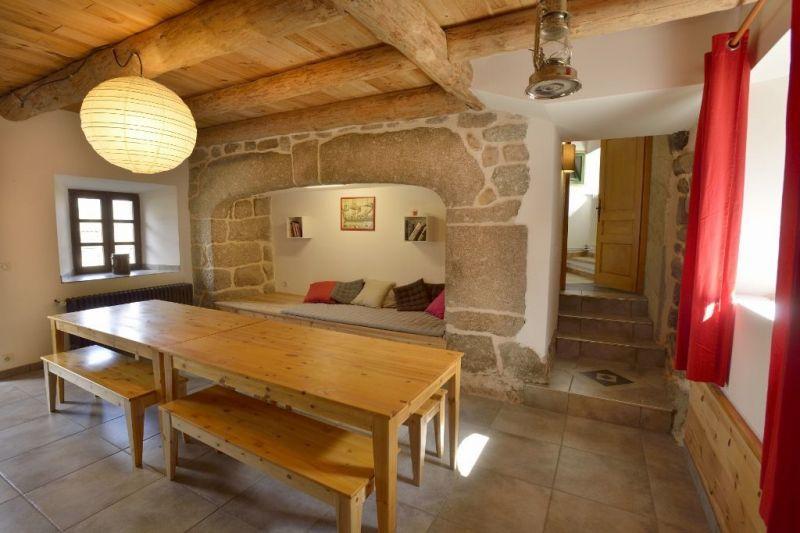 Salle à manger Location Gite 113350 Le Puy en Velay