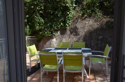 Terrasse Location Appartement 113375 Menton