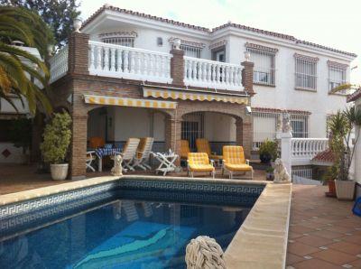 Vue extérieure de la location Location Villa 113387 Vélez Málaga